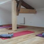 Salle de pratiques corporelles - Naturôme - naturopathe Bordeaux
