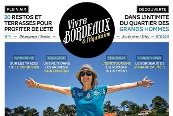 Vivre Bordeaux juillet 2015