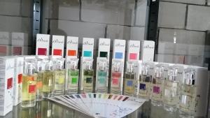 Parfums et huiles de Couleur Altearah © Naturôme