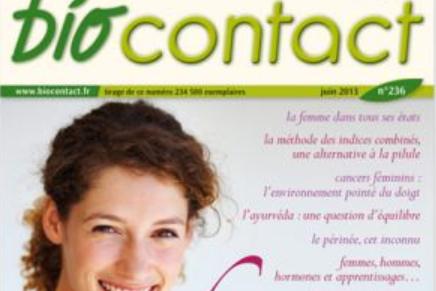 Biocontact protections féminines