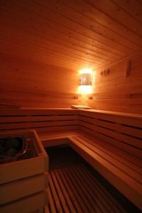 Sauna Naturôme - Se préparer au ski