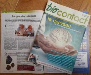 Biocontact santé du cerveau