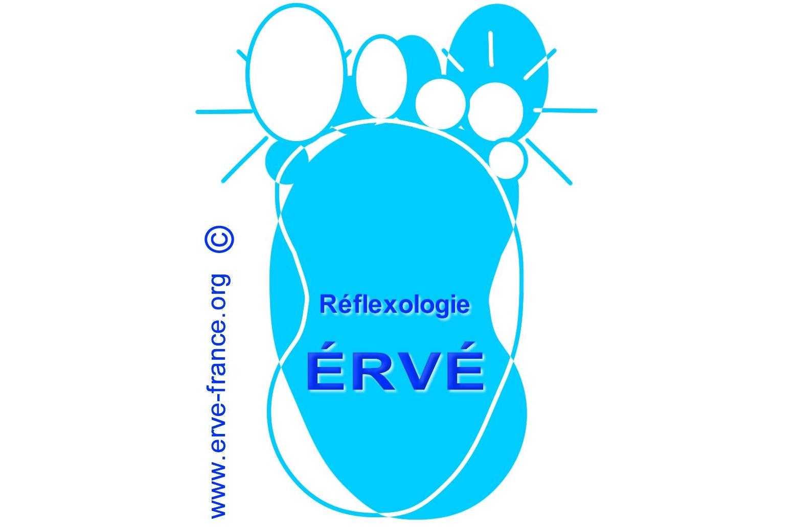 Formation réflexologie ÉRVÉ
