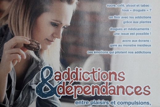 Addictions et plantes - Biocontact avril 2018