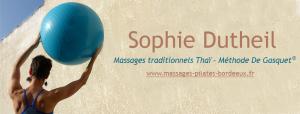 Sophie Dutheil - adbos De Gasquet